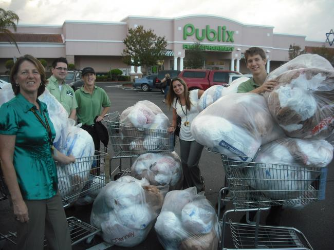 [image] Americal Recycles Day/Publix